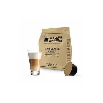 Caffe Latte Dolce Gusto kompatibilis kávékapszula