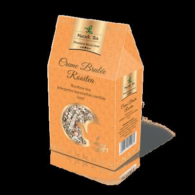 Creme Brulée Rooitea – Karamellás-vaníliás ízű rooibos szálas tea