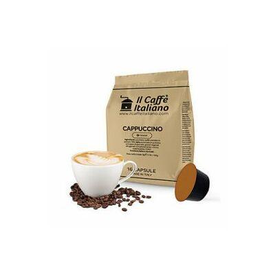 16 db Il Caffé Italiano Cappuccino Dolce Gusto kompatibilis kapszula