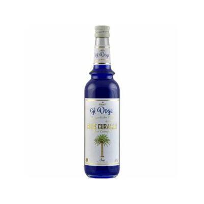 IL DOGE - Blue Curacao szriup 700 ml