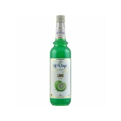 IL DOGE- Lime szirup 700 ml