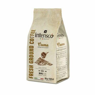 Intenso Crema olasz őrölt kávé
