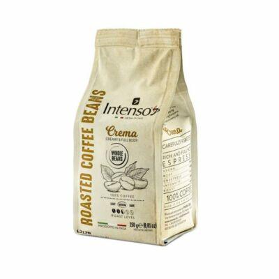250g Intenso Crema prémium szemes kávé