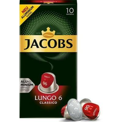 Jacobs- Lungo Classico Nespresso kapszula