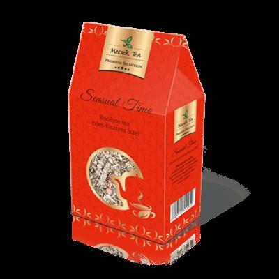 Sensual Time- Édes- fűszeres ízű rooibos szálas tea