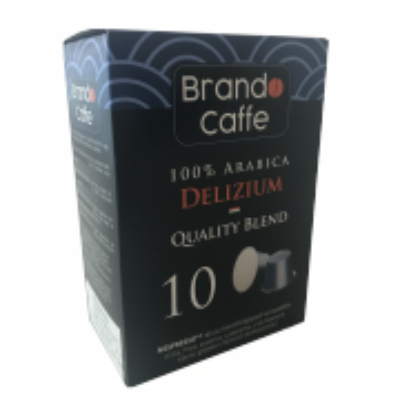 Delizium- Nespresso kompatibilis kávékapszula