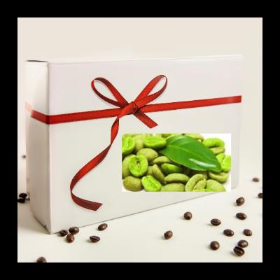 Pörköld otthon- zöldkávé box
