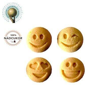 Emoji alakú formacukor