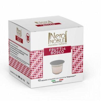 Erdei gyümölcs ízű Nespresso tea kapszula