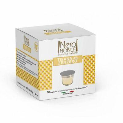 Gyömbéres Nespresso tea kapszula