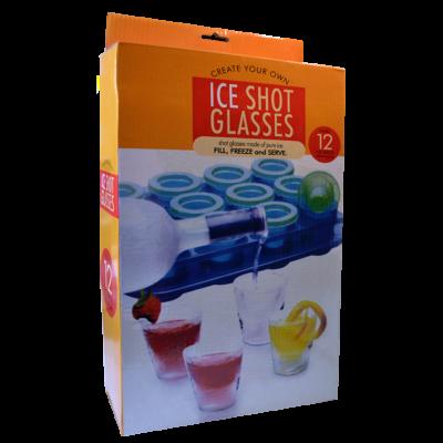 12 db-os jégpohár készítő forma