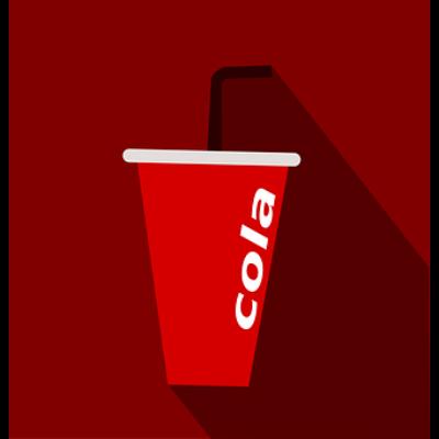 Cola ízű bázis jégkása alapanyag