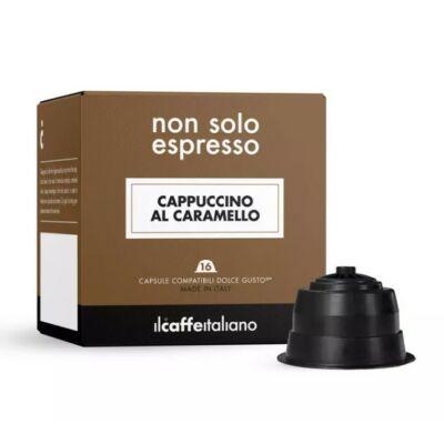Karamellás cappuccino Dolce Gusto kompatibilis kávékapszula