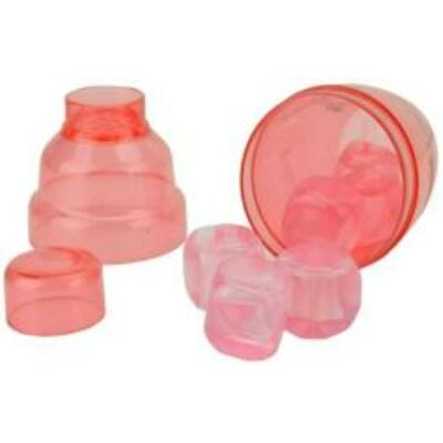 Műanyag koktél shaker szett