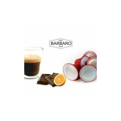 Narancsos- csokis Nespresso kávékapszula