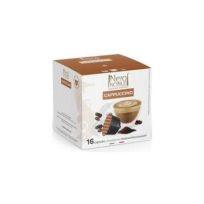 Cappuccino Dolce Gusto kompatibilis kapszula