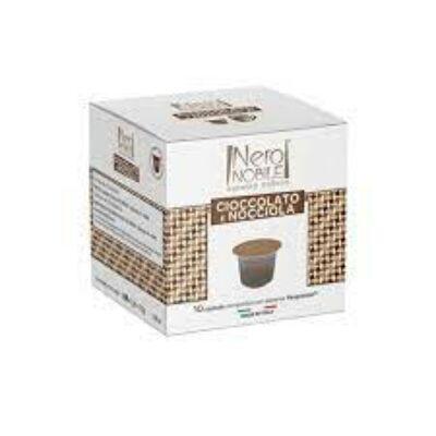 Mogyorós csoki Nespresso kapszula