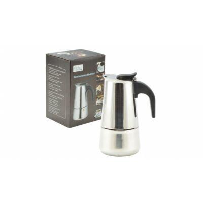 4 személyes kotyogós kávéfőző