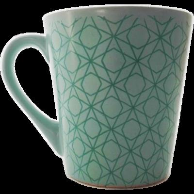 150ml-es zöld kávésbögre