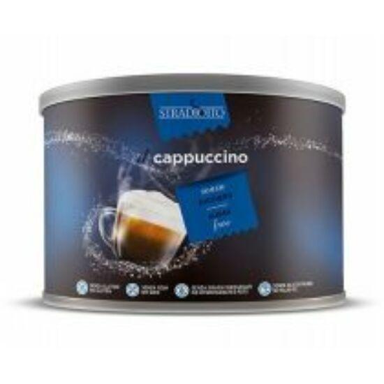 Eredeti olasz cukormentes instant cappuccino por