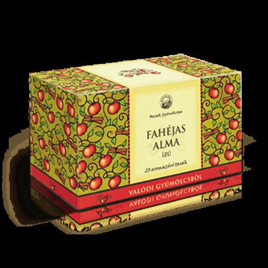 Fahéjas alma ízű filteres gyümölcstea