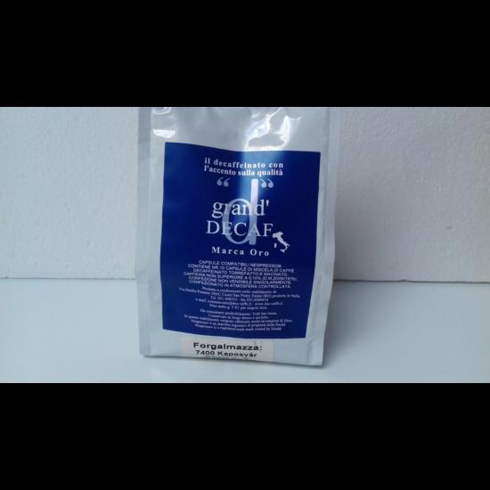 10 db koffeinmentes nespresso kávékapszula