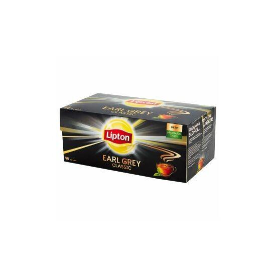50 filteres Lipton Earl Grey tea