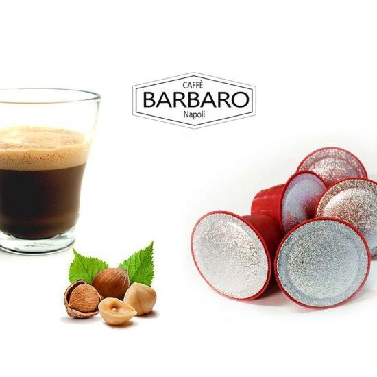 10 db mogyorós ízű Nespresso kávékapszula