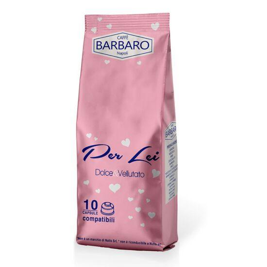 "Per Lei-"" A női kávé""- Dolce Gusto kávékapszula"