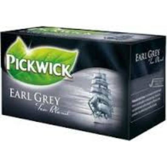 Earl grey Pickwick tea
