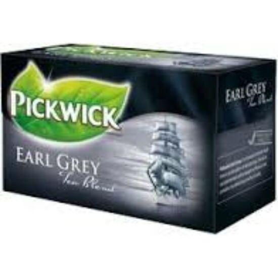 Earl grey Pickwick tea