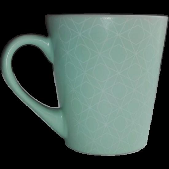 150ml-es világoszöld kávésbögre
